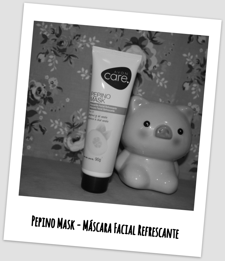 AVON CARE PEPINO MASK