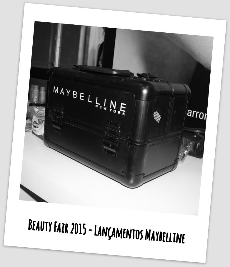 Beauty Fair - Lançamentos Maybelline