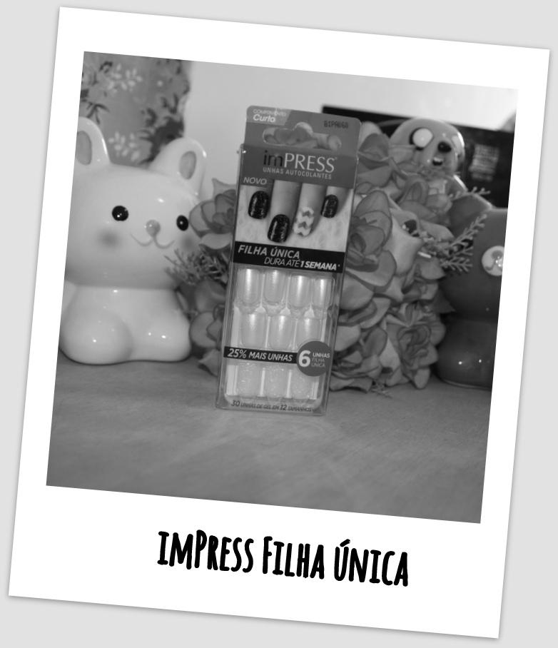 imPress - Unhas autocolantes Filha Única