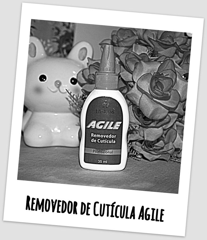 Removedor de Cutículas Agile