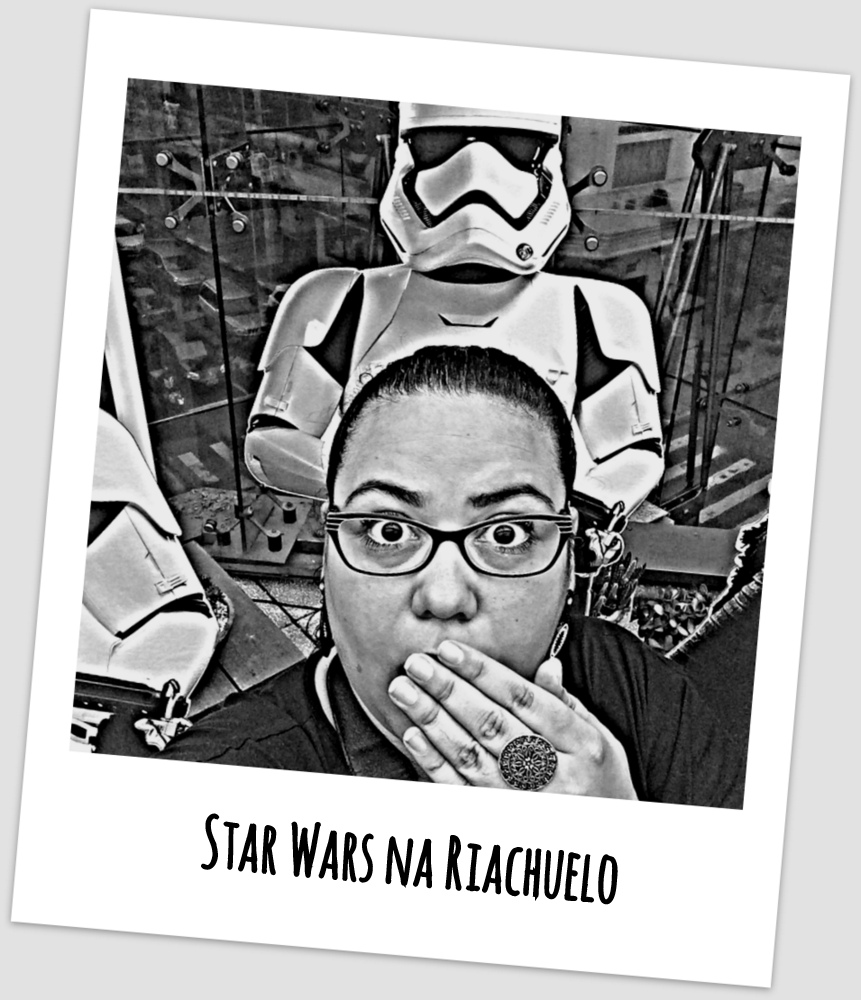 Star Wars na Riachuelo