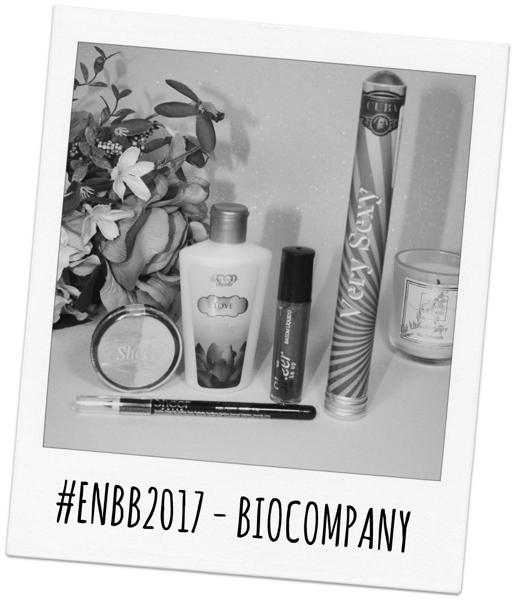 #ENBB2017 - BIO COMPANY