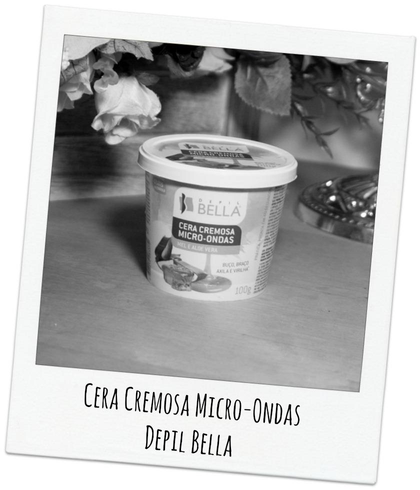 Cera Cremosa Micro-Ondas Depil Bella