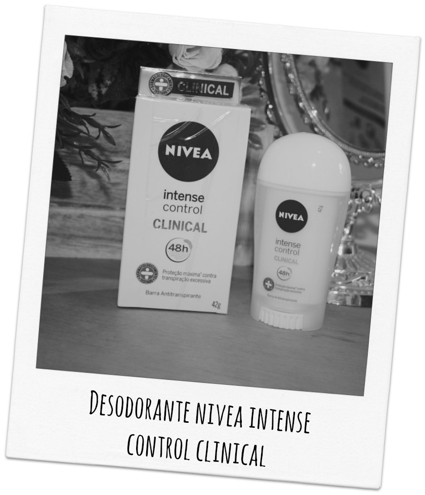 Desodorante Nivea Intense Control Clinical