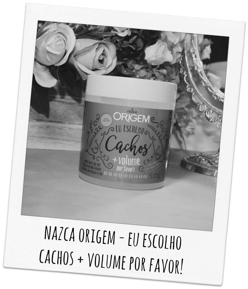Nazca Origem - Eu Escolho Cachos + Volume Por Favor!