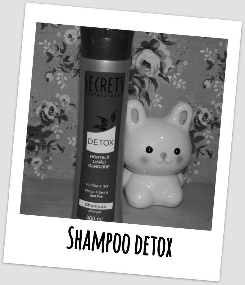 Shampoo Secrets Detox