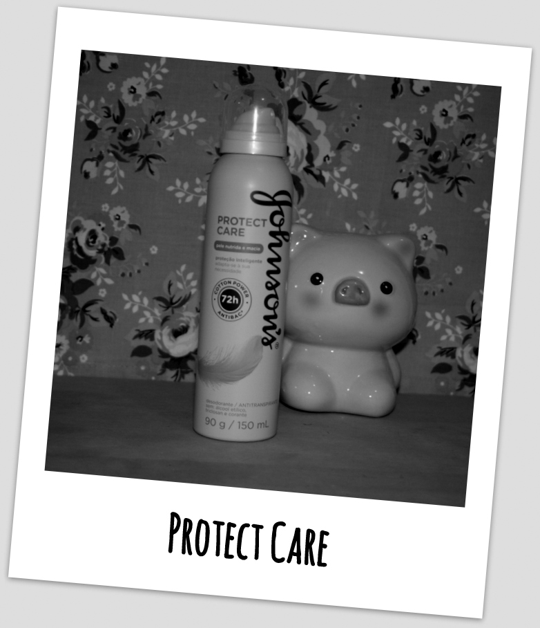 Desodorante Antitranspirante Protect Care Johnson's