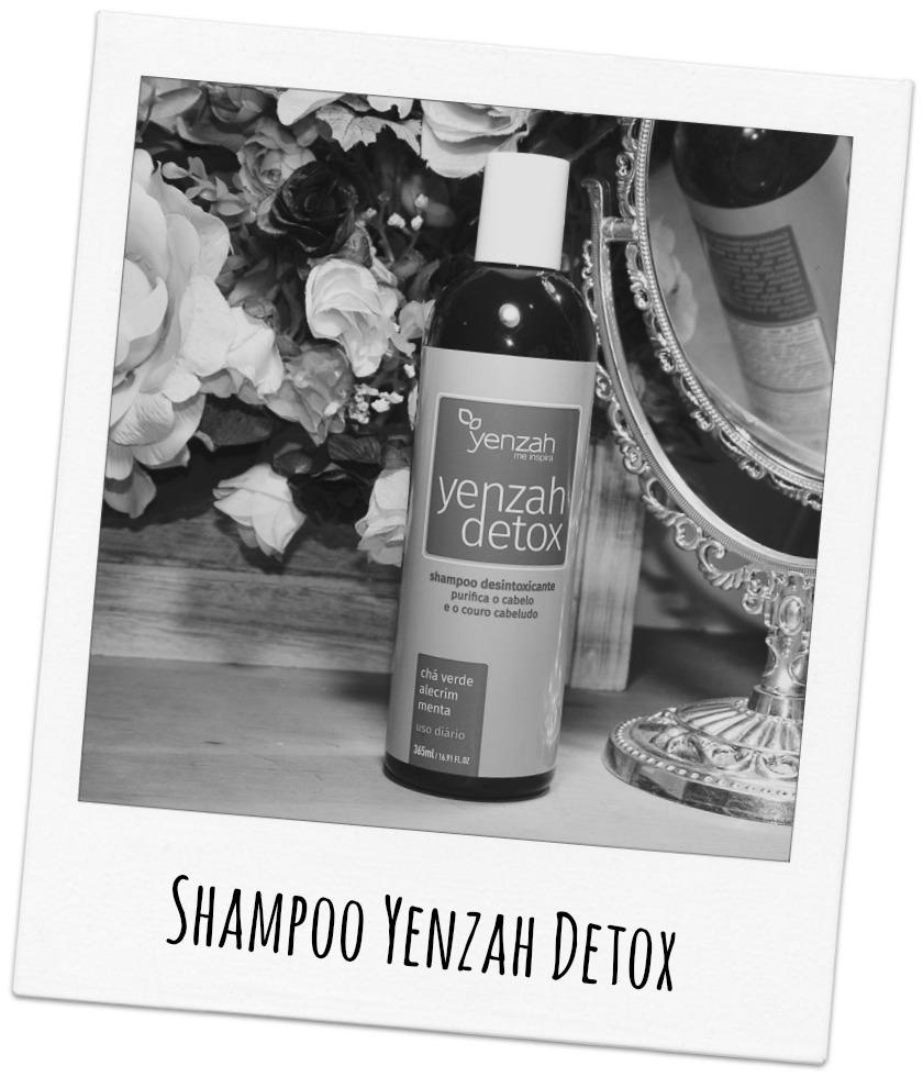 Shampoo Yenzah Detox