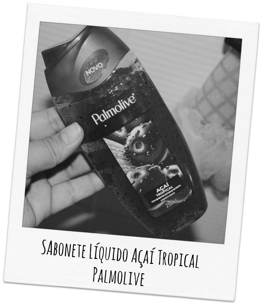 Sabonete Líquido Açaí Tropical Palmolive