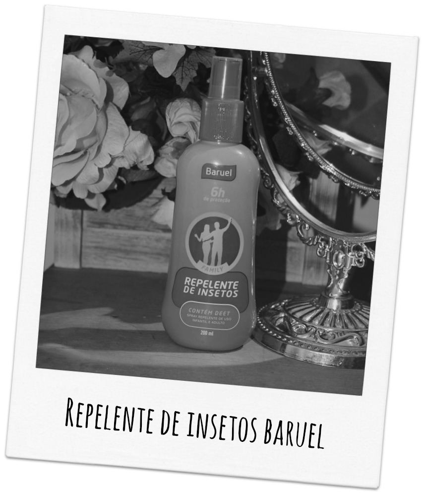 Repelente de Insetos  Family Baruel