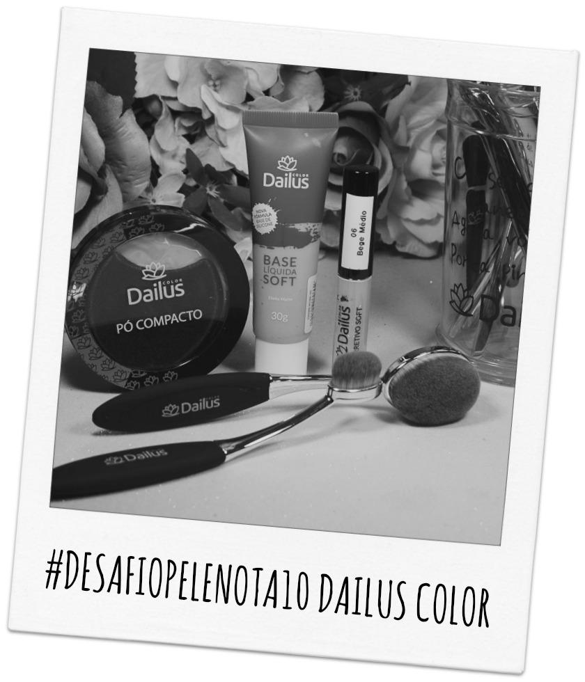 #DESAFIOPELENOTA10 DAILUS COLOR