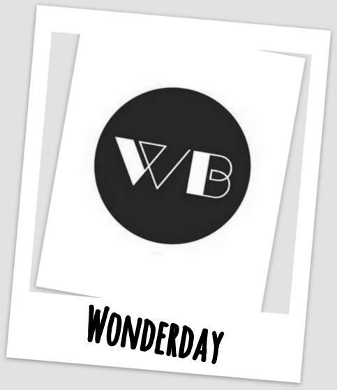 Wonderday - Um dia comigo