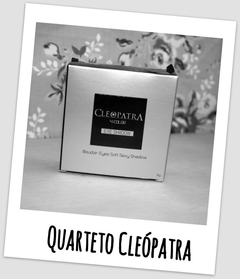 Quarteto de Sombras Cleópatra