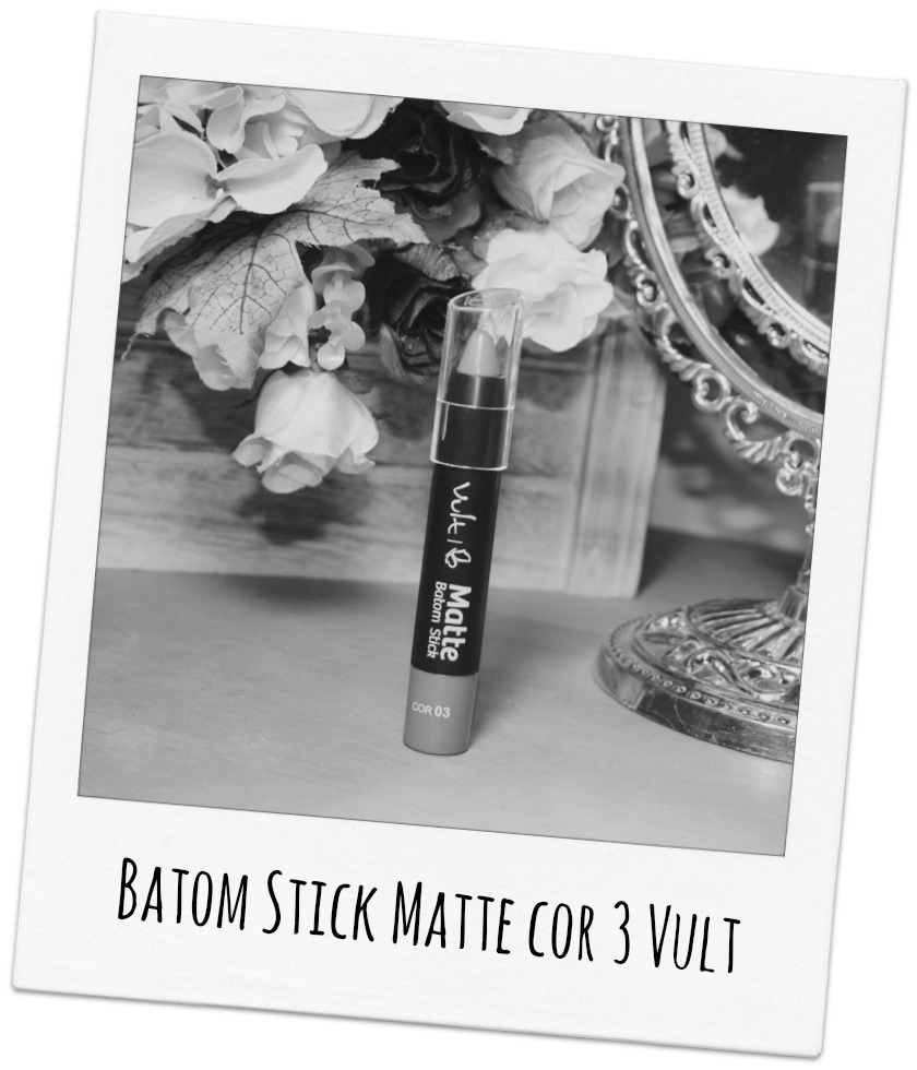 Batom Stick Matte Cor 03 Vult