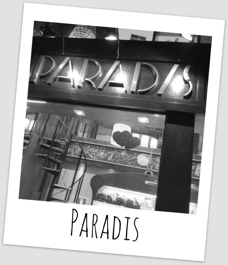 Para conhecer! Paradis