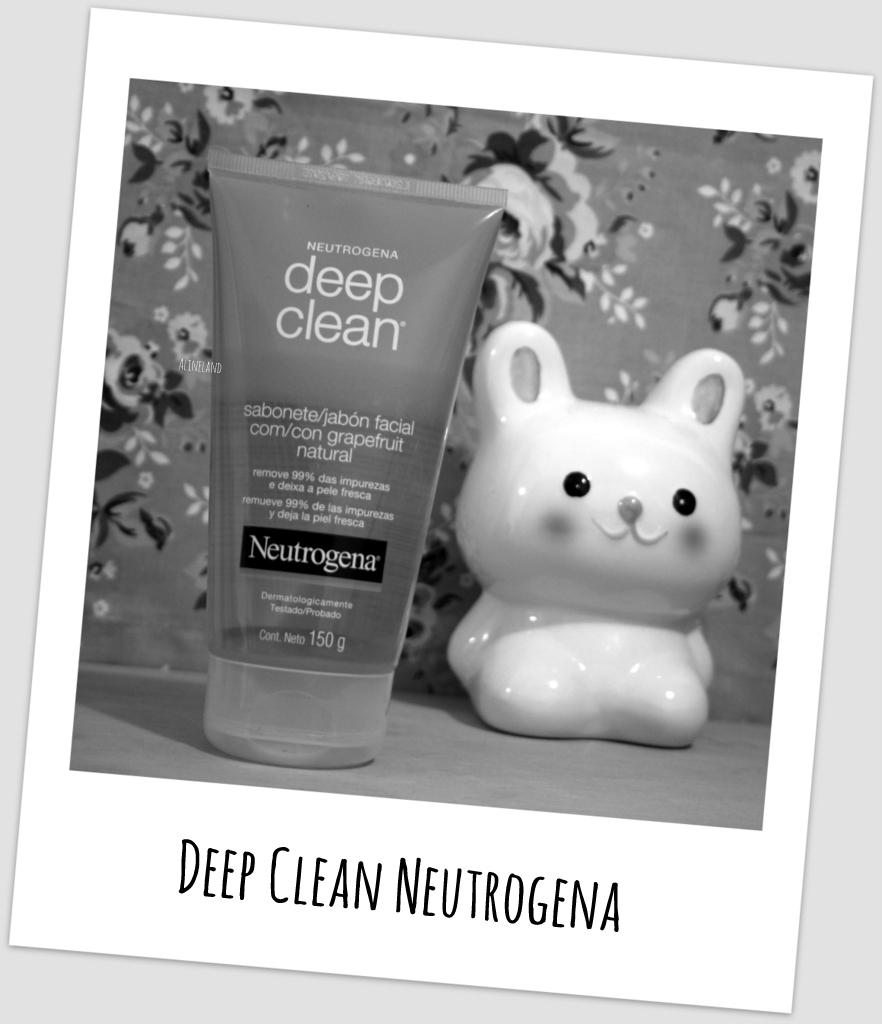 Neutrogena Deep Clean Sabonete Líquido Facial