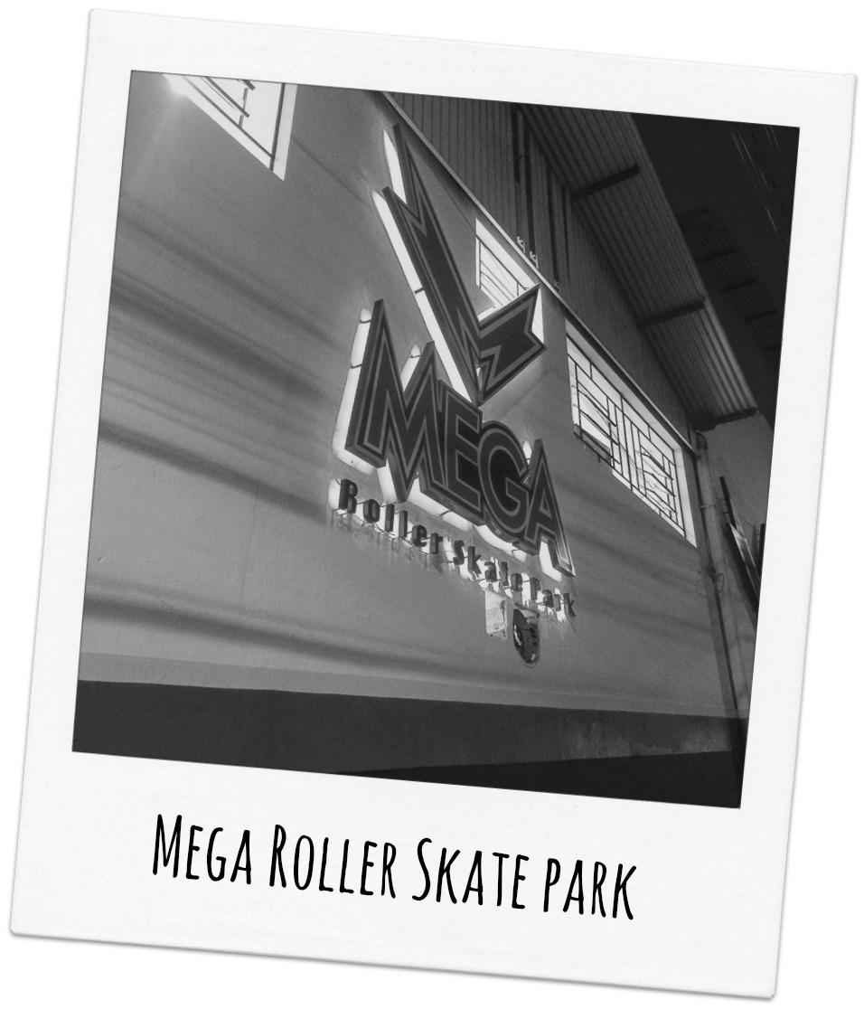 Mega Roller Skate Park - Diversão Garantida Sobre Rodas